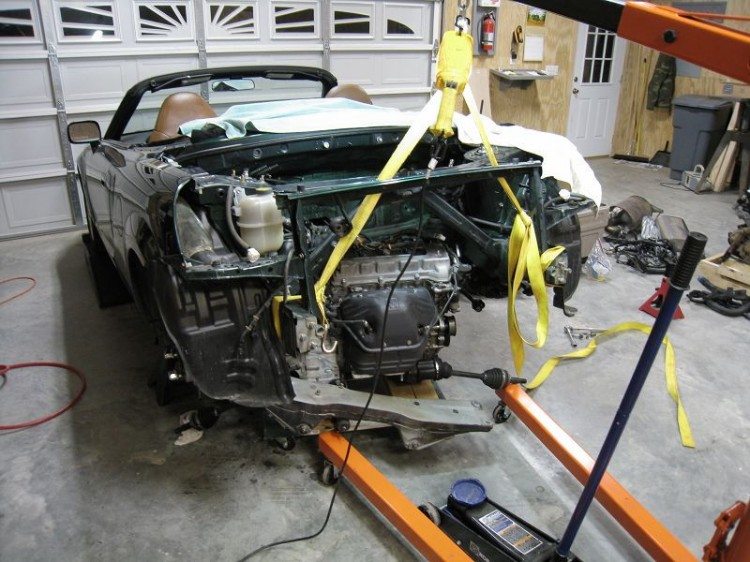 Engine Removal 002