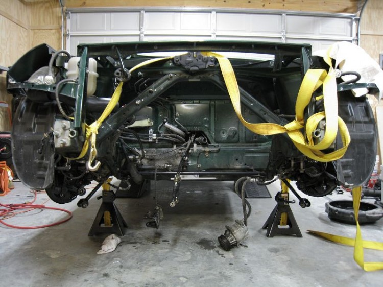 Engine Removal 003
