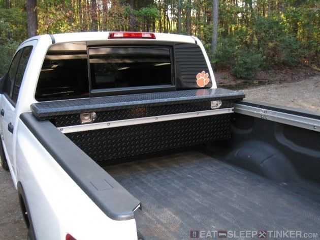 Utili-Trac Modded Tool Box