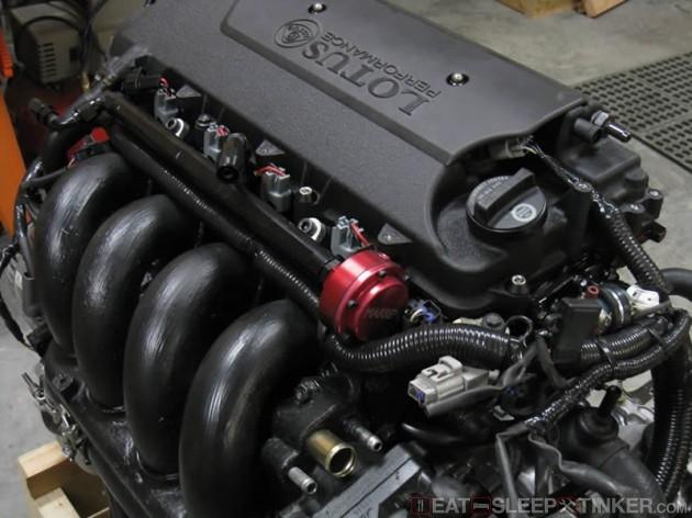 Marren Fuel Damper