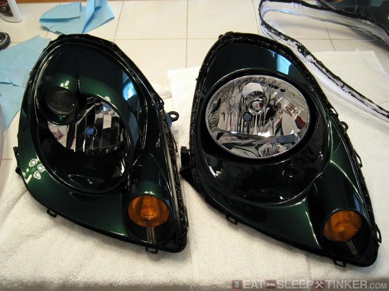 Eat sleep tinker2 spyder headlight conversion 03 into 00 headlight painted new vs old swarovskicordoba Images