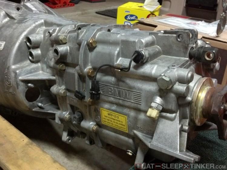 E46 M3 6 Speed