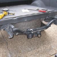 Titan Rear Bumper Repair