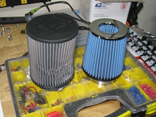 Dinan Air Filter Replacement