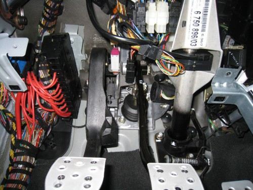 Modified Pedals