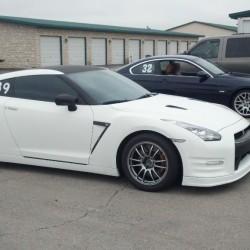 "Nissan GTR, aka ""Godzilla"""