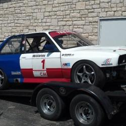 Texas flag E30 M3