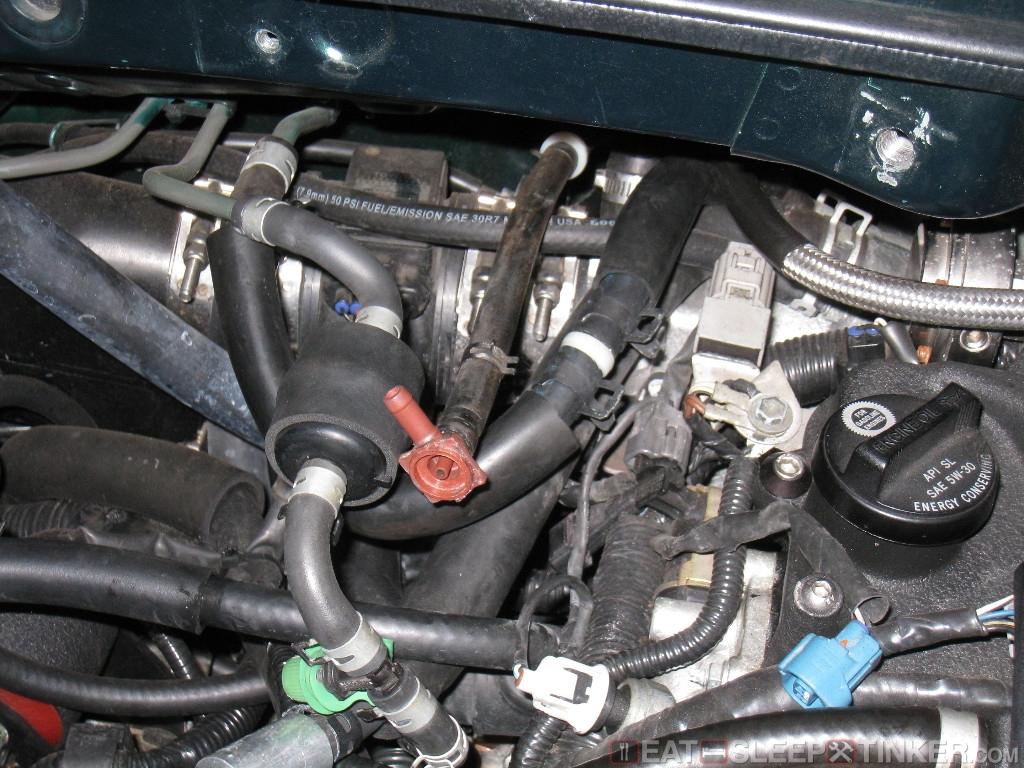 Carolina Motorsports Park >> Eat, Sleep, Tinker.Replacing a Toyota Brake Booster on an MR2 Spyder
