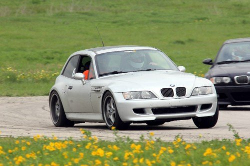 Flogging the M Coupe