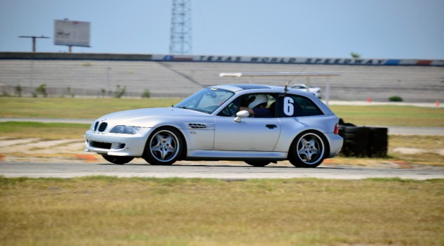 Performance Driving School (PDS) at Texas World Speedway (TWS) CCW 2.9