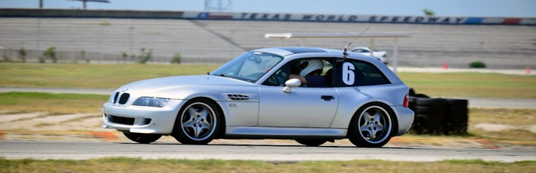 M Coupe at TWS