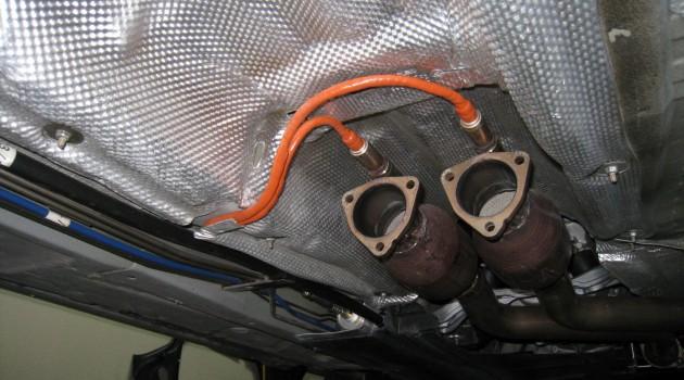 Brakes Bled, O2 Sensors Fixed