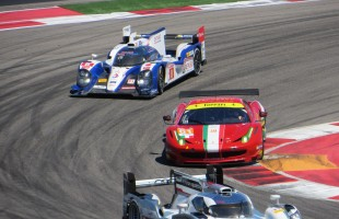 Ferrari sandwiched by hybrid Prototypes