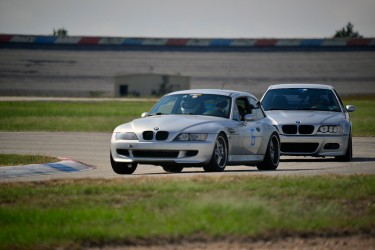 Getting chased down by an E46 M3