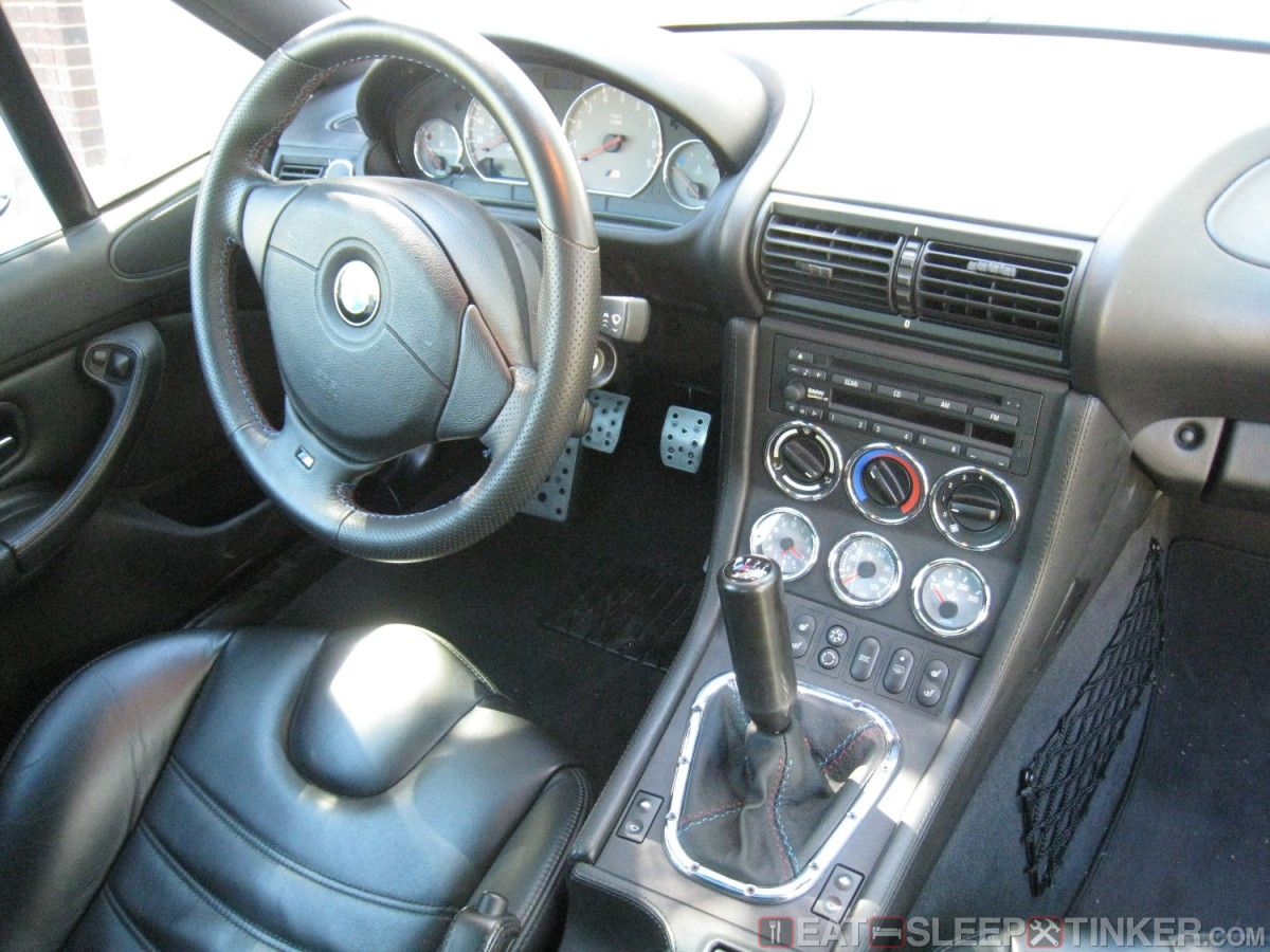 Eat sleep tinker6 speed swap into a bmw m coupe z3 new black delrin knob installed sciox Choice Image