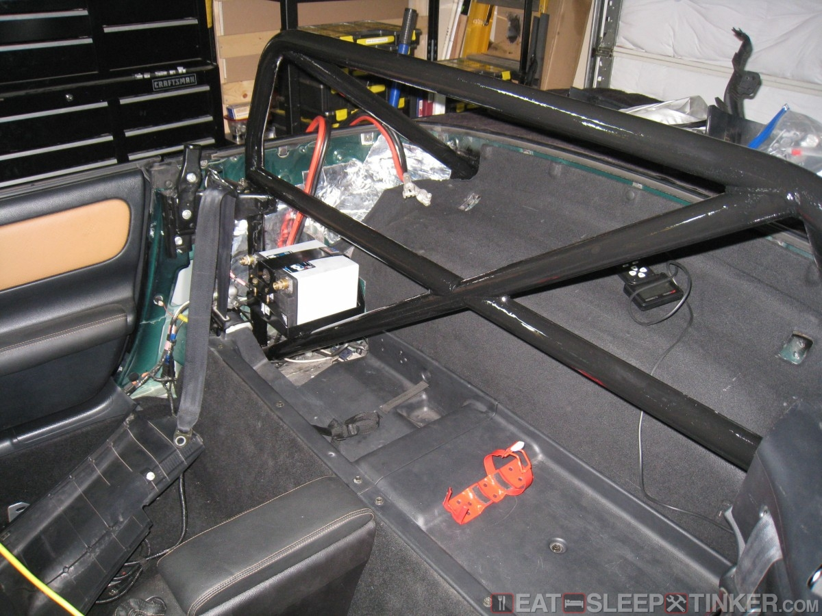 Eat Sleep Race >> Eat, Sleep, Tinker.MR2 Spyder Rollbar by Illicit Motorsports - Eat, Sleep, Tinker.