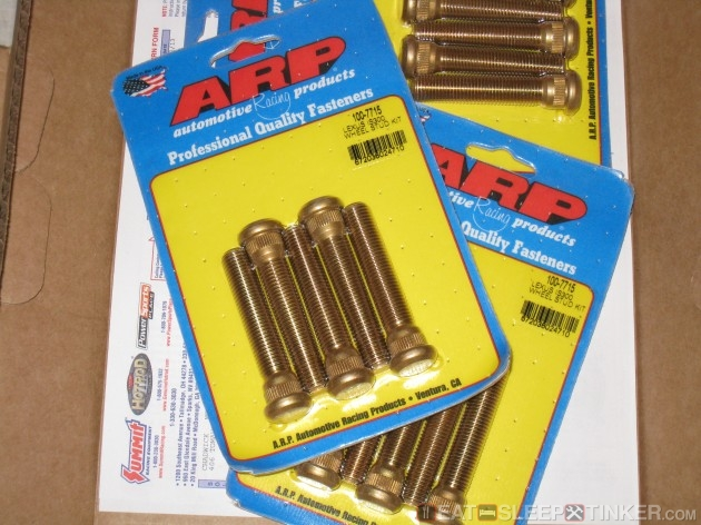 ARP Studs in package