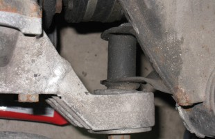 Subframe Damage 2