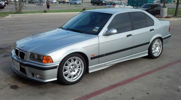 '98 M3 Sedan – New Daily Driver