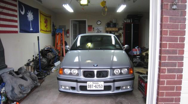 '98 M3 Sedan Overhaul Part I: Rear Suspension & More
