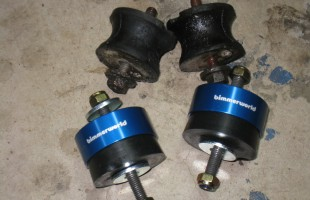 OEM vs Bimmerworld Transmission Mounts