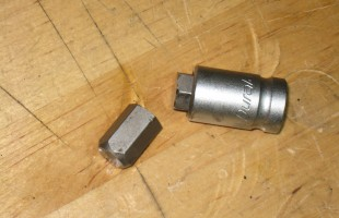 14mm Bit Cut Off