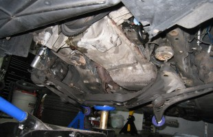 Lowering Engine Subframe