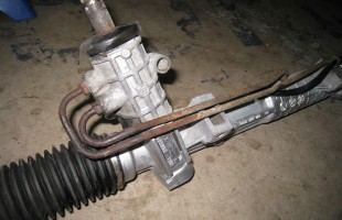 Rusted Steering Hardlines
