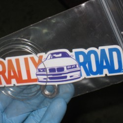 Rally Road Drilled Oil Nut