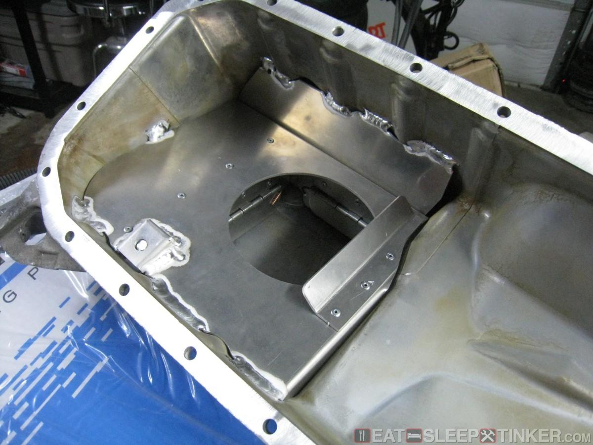 Eat sleep tinker 98 m3 sedan overhaul part iii engine for Where can i drop off used motor oil