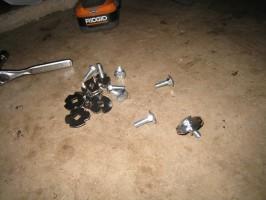 Motion Motorsports Hardware