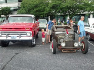 K10 and Rat Rod
