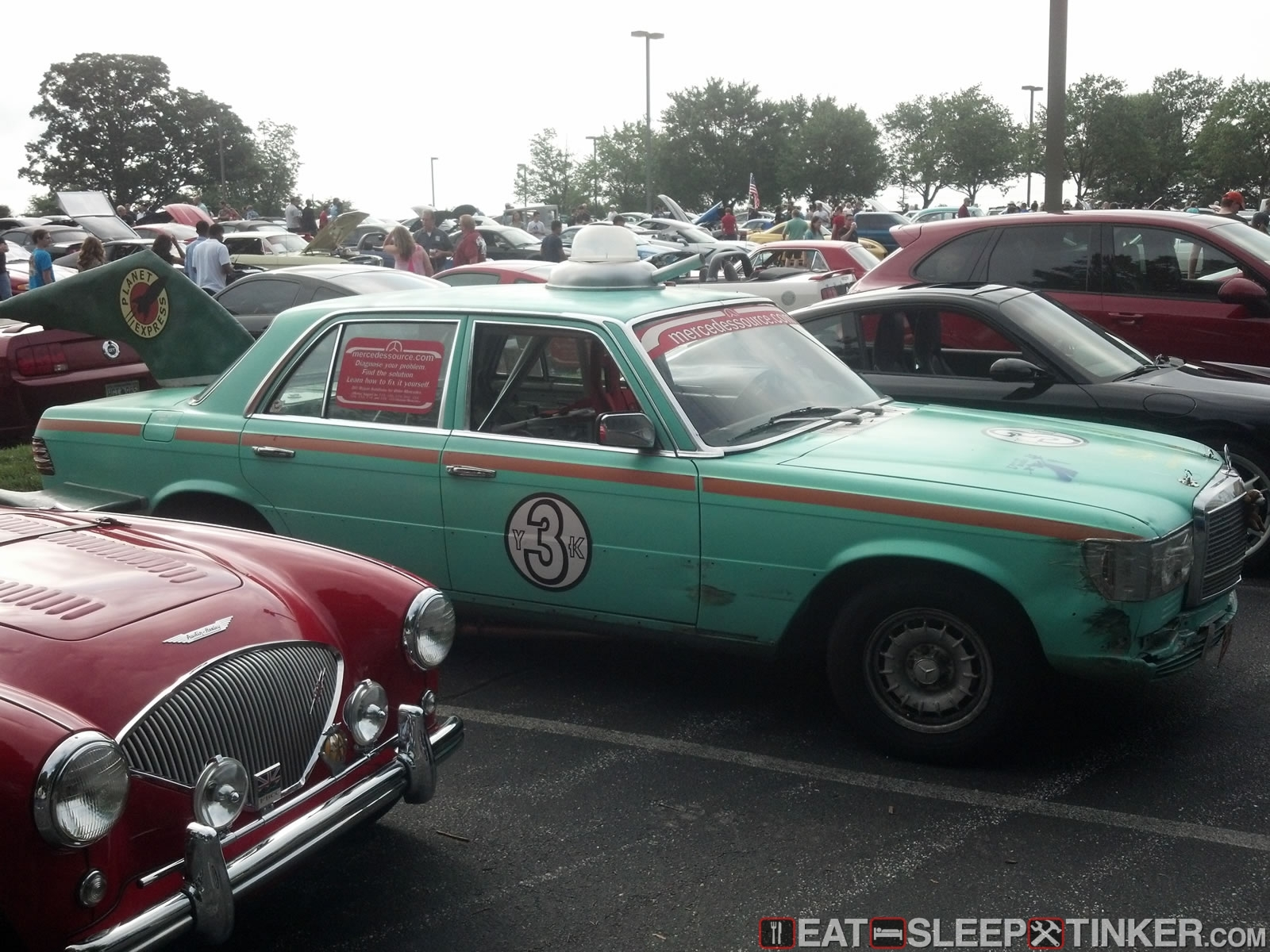 Eat Sleep Tinker Cars And Coffee Of The Upstate June 14