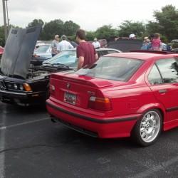 E24 M6 and E36 M3