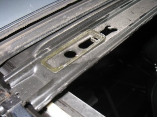 Sunroof Panel Height Adjusters