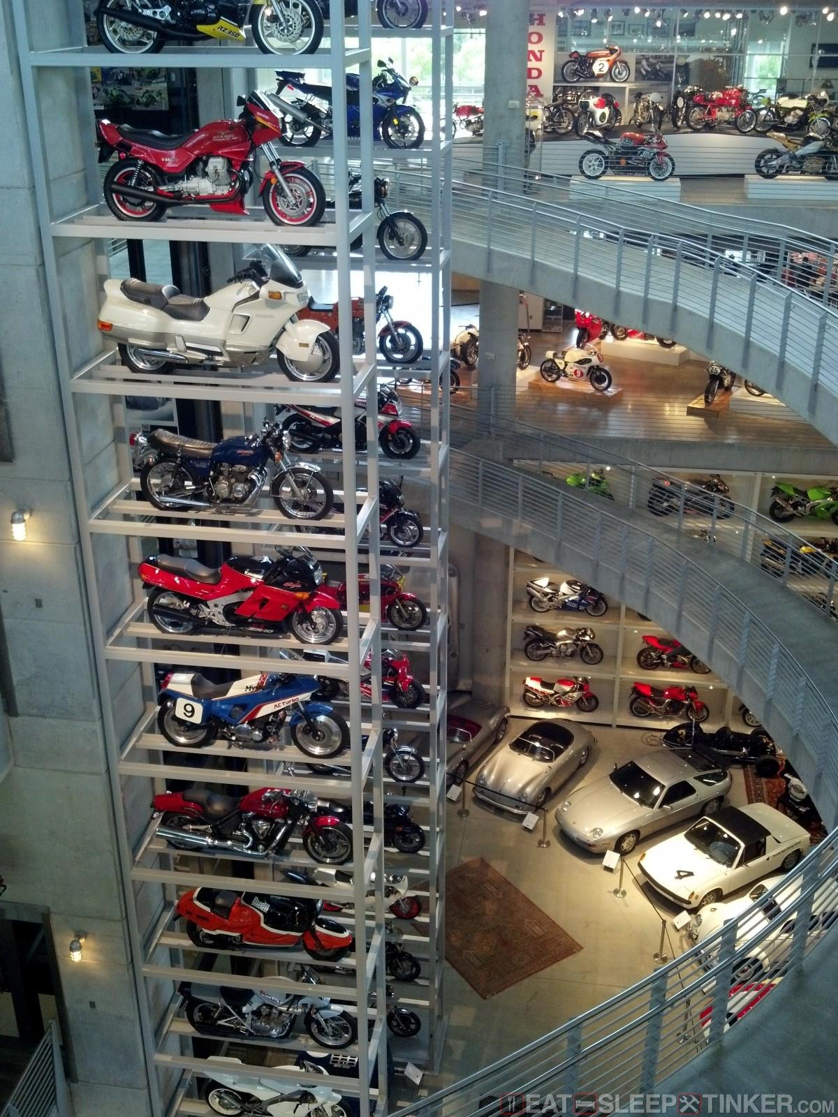 Barber Motorsports Park >> Eat, Sleep, Tinker.Barber Motorsports Museum Revisited - Eat, Sleep, Tinker.