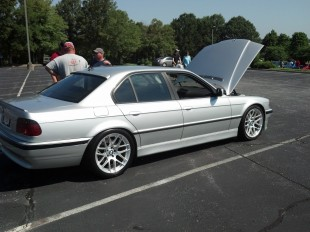 M5 Powered E38