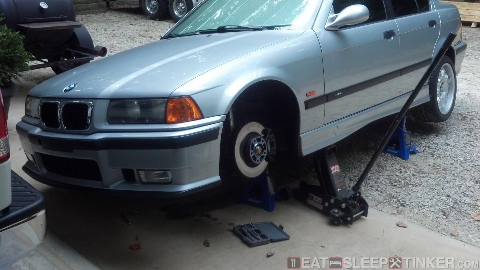 Eat Sleep Tinkerleaking Power Steering Return Line Ford Diagram Jacked Up And Ready To Work