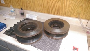 Turned Rotors