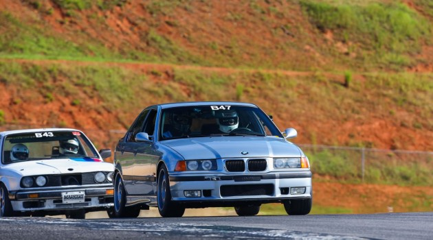 BMW CCA Fall '14 DE at Road Atlanta