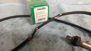 Chaffed O2 Sensor Wiring