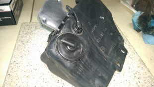 Broken Expansion Tank