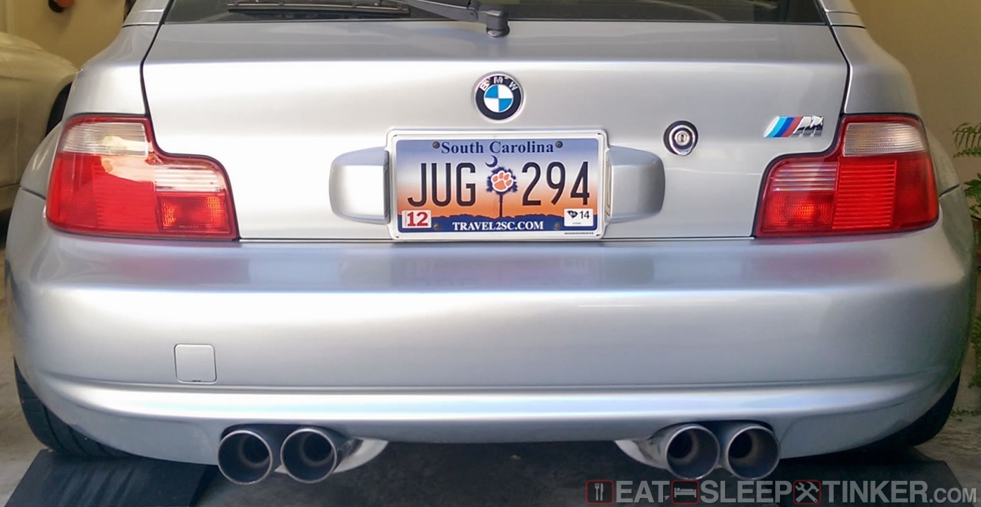 Eat Sleep Tinker M Coupe M Emblem Replacement Eat