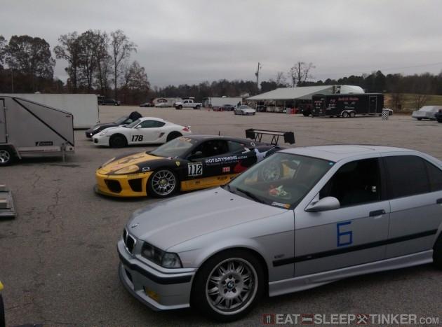 E36 M3 & Ferrari Challenge F430