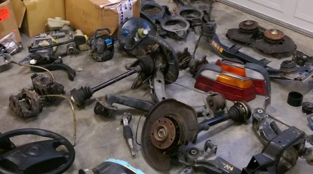 Garage Sale: E36 Performance Parts