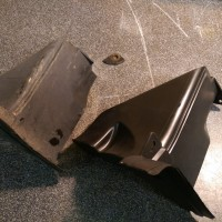 E36 Under-body Trim Panel