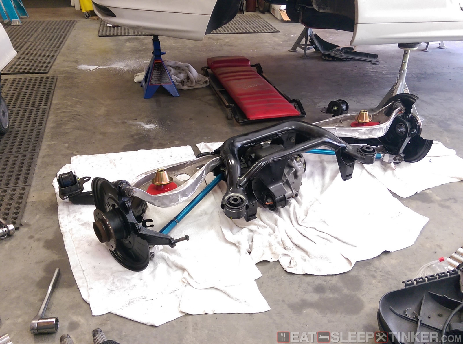 E46 M3 Rear Control Arm Diy Diy Unixcode