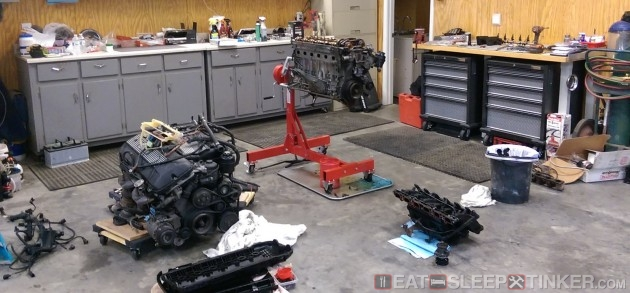 M54 Engine Refresh