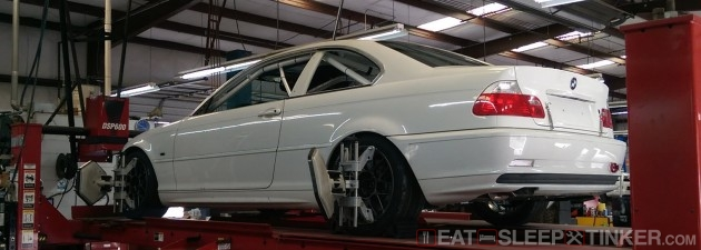 Spec E46 Alignment