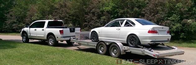 Spec E46 Loaded for Testing